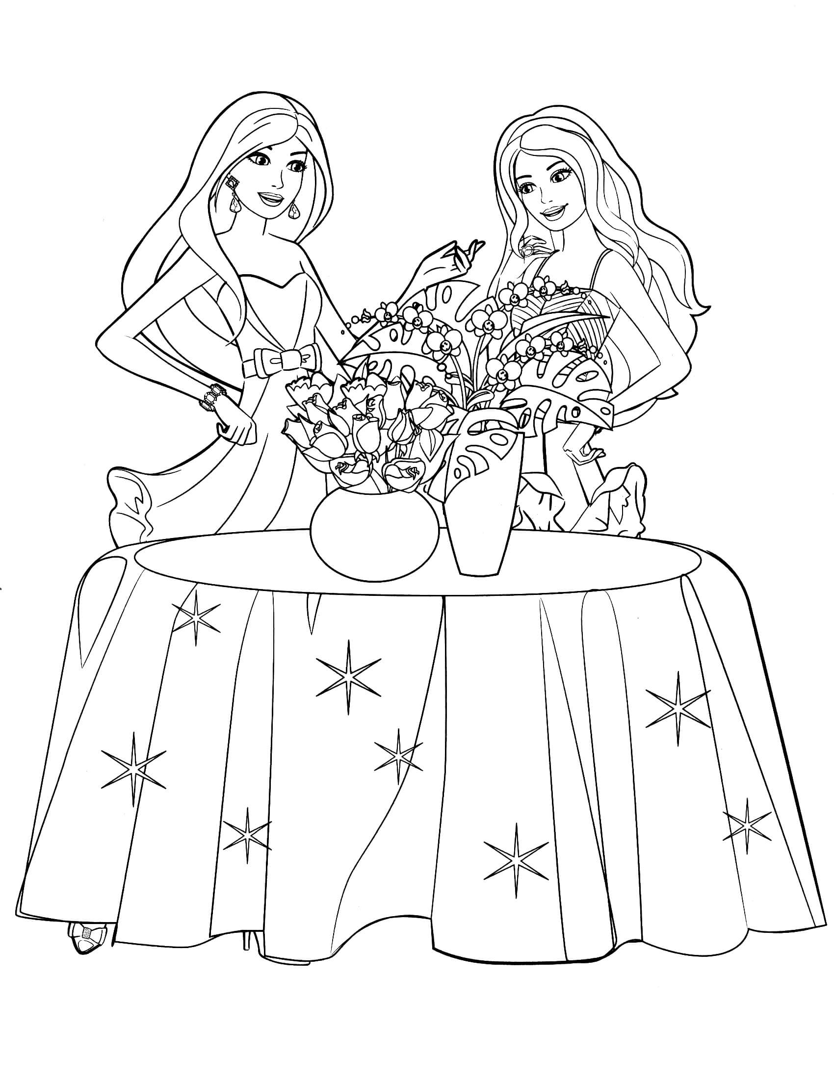 barbie car coloring pages barbie 8 cartoons coloring pages coloring page book for pages coloring car barbie