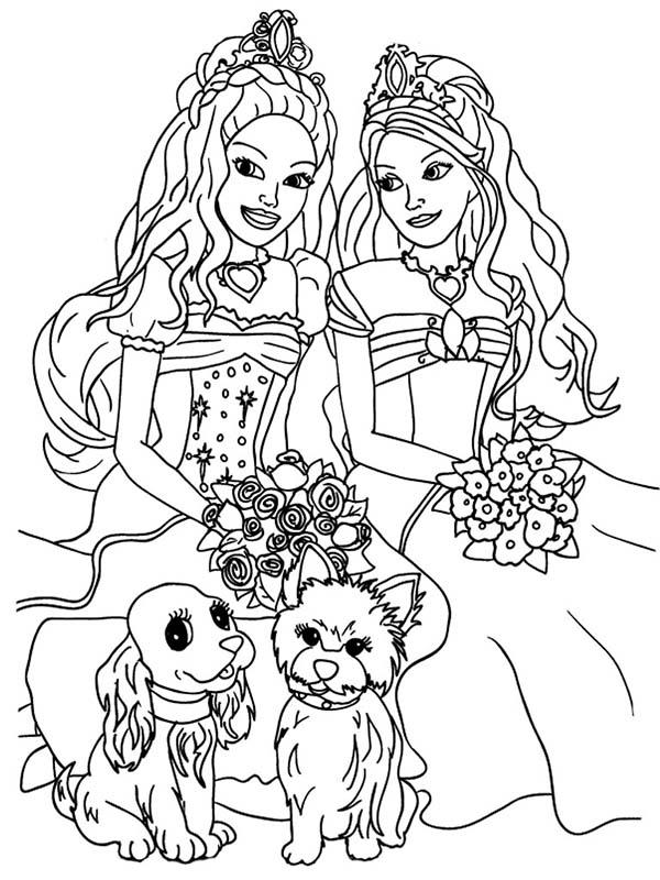 barbie doll coloring pages barbie coloring pages coloring pages of barbie with kelly doll pages barbie coloring