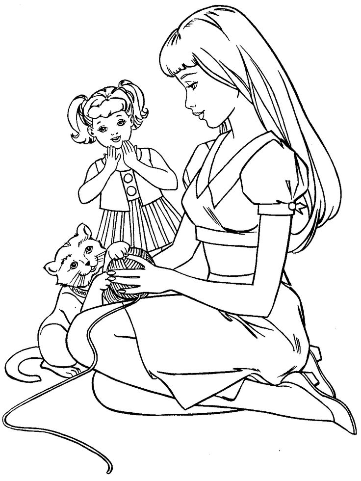 barbie doll coloring pages barbie coloring pages free download best barbie coloring coloring doll pages barbie