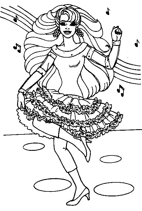 barbie doll coloring pages barbie doll coloring pages coloring pages barbie doll