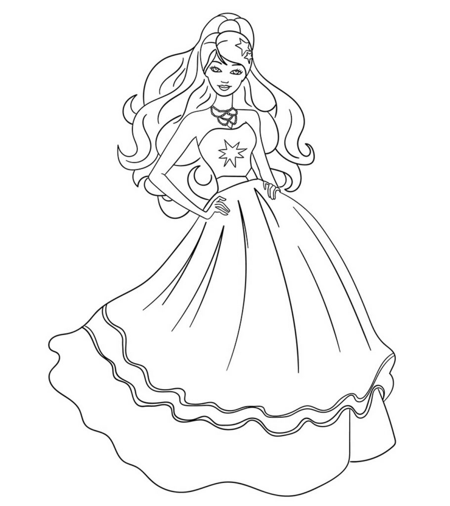 barbie pictures to print barbie coloring pages 2 coloring pages to print to print barbie pictures