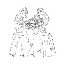 barbie pictures to print top 50 free printable barbie coloring pages online pictures barbie to print 1 1