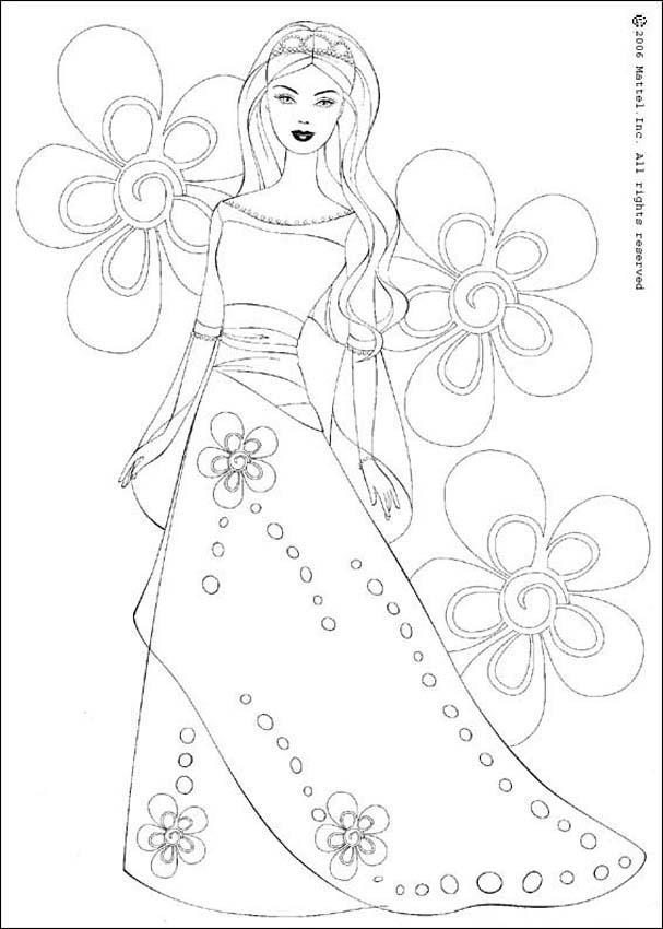 barbie princess coloring pages barbie princess coloring pages best coloring pages for kids coloring pages barbie princess