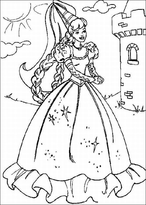 barbie princess coloring pages printable barbie princess coloring pages for kids cool2bkids pages princess coloring barbie