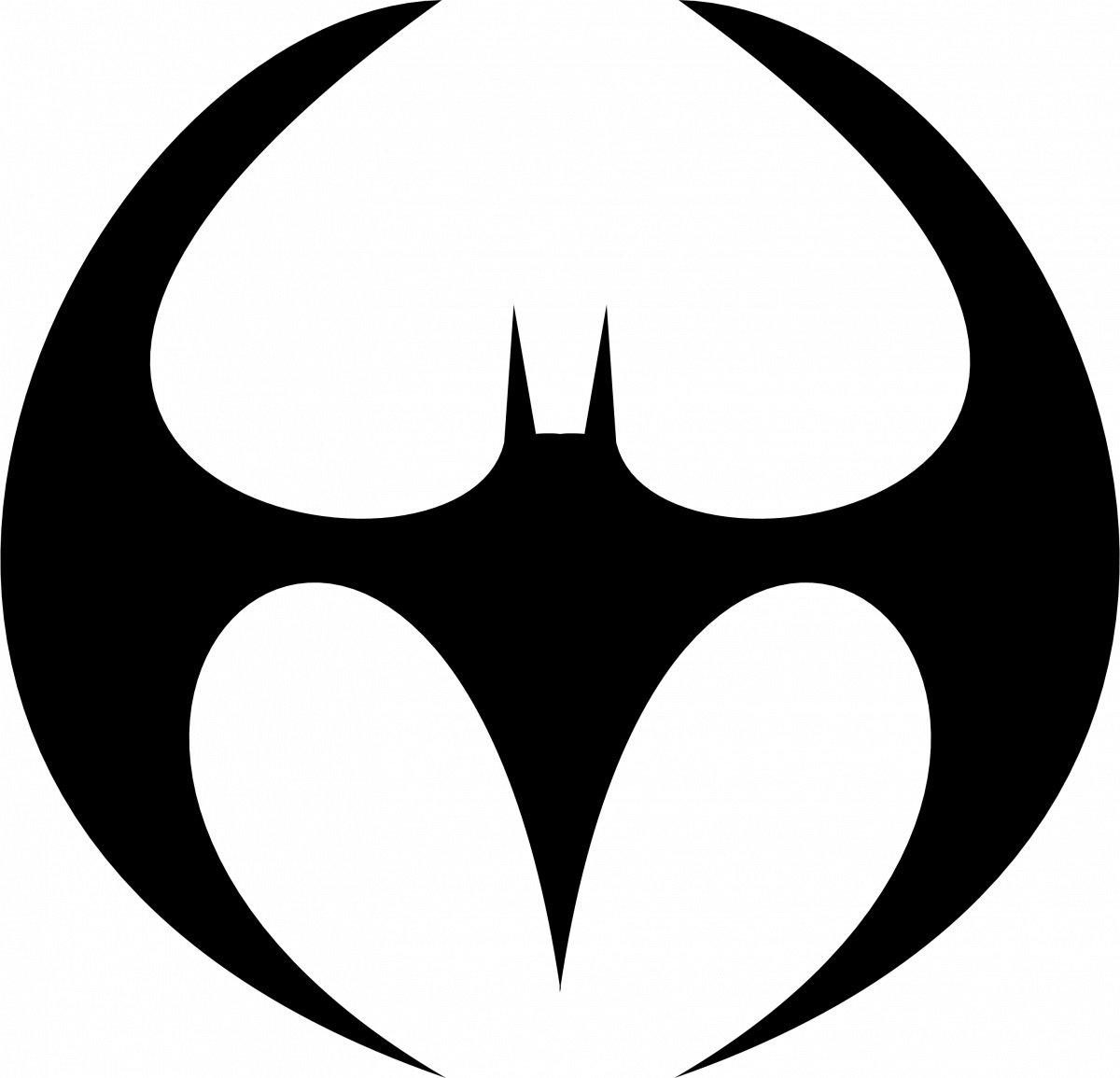 bat man sign free batman symbol download free clip art free clip art bat sign man