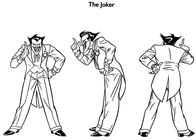 batman and joker coloring pages batman coloring pages pages coloring joker and batman 1 1
