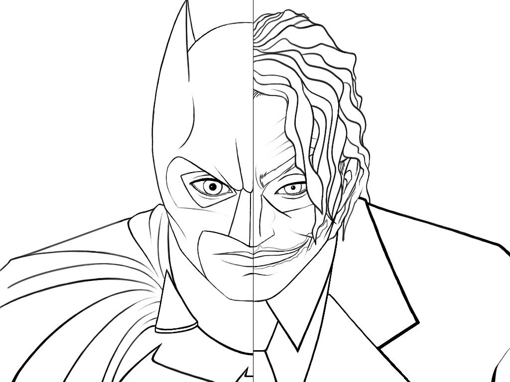 batman and joker coloring pages joker from batman cartoon coloring page h m coloring pages batman and coloring pages joker