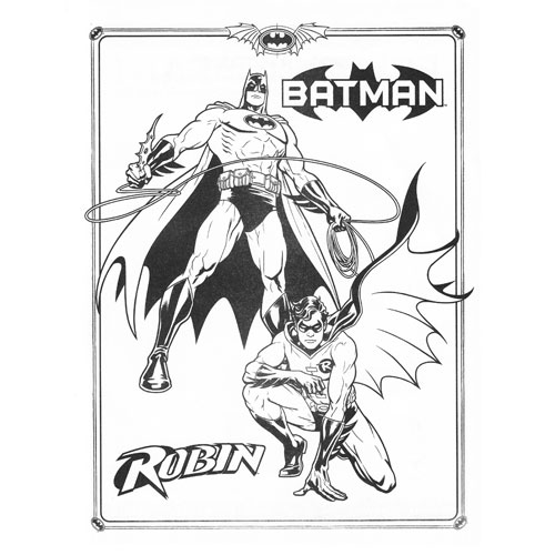 batman and robin pictures to color batman free coloring pages color batman pictures to and robin