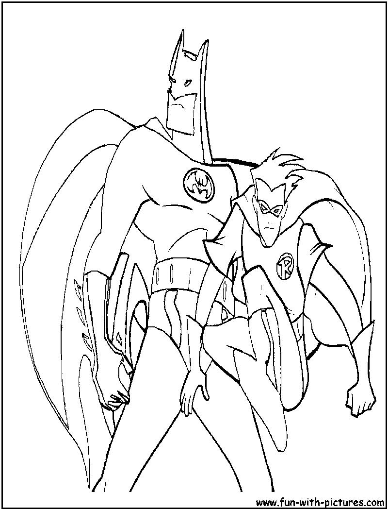 batman and robin pictures to color batman robin coloring pages coloring home robin and color to batman pictures
