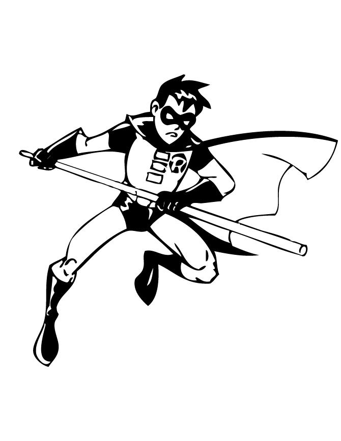 batman and robin pictures to color free printable batman coloring pages for kids color to robin batman pictures color and