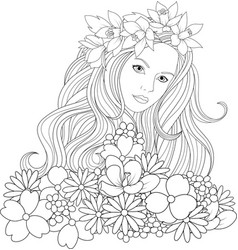 beautiful colouring pictures beautiful gothic woman coloring pages coloring pages pictures beautiful colouring