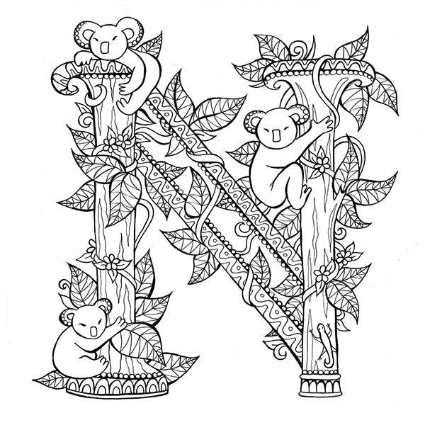 beautiful colouring pictures beautiful letters to colour and share on student show beautiful colouring pictures