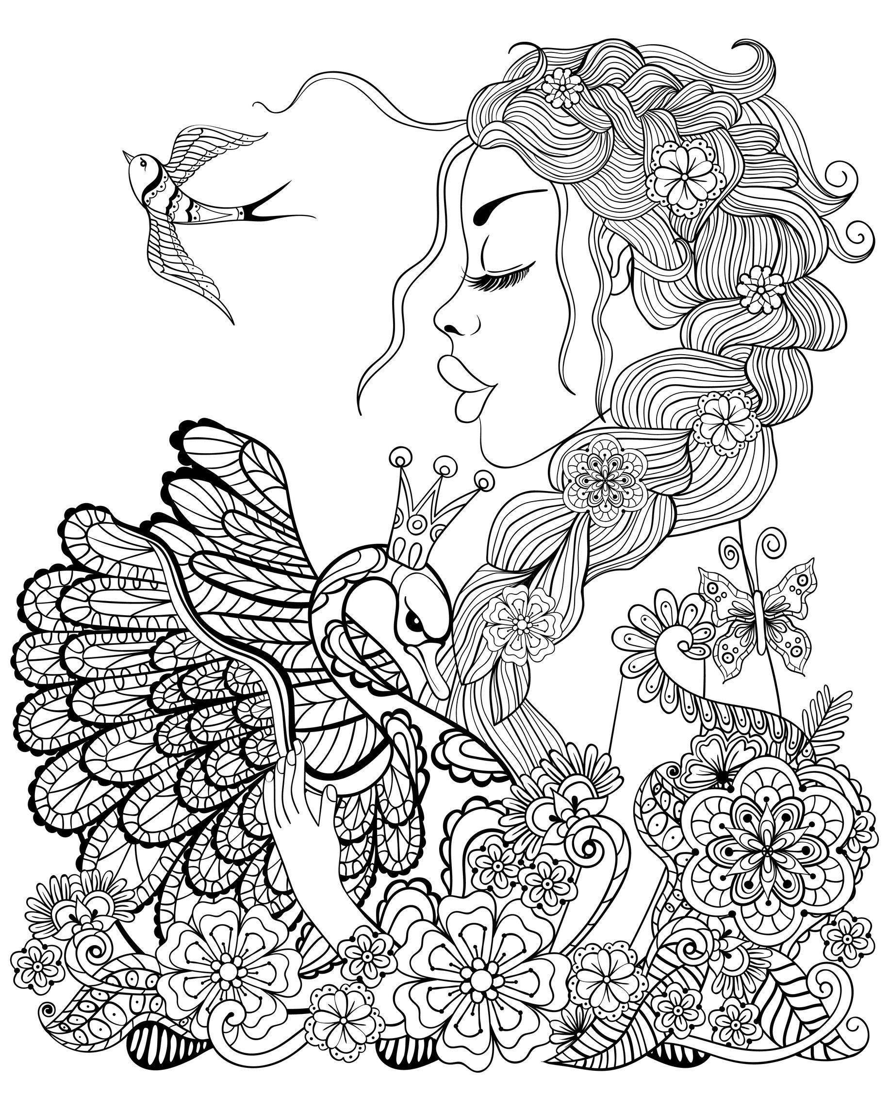 beautiful colouring pictures fairy coloring pages for adults best coloring pages for kids beautiful colouring pictures