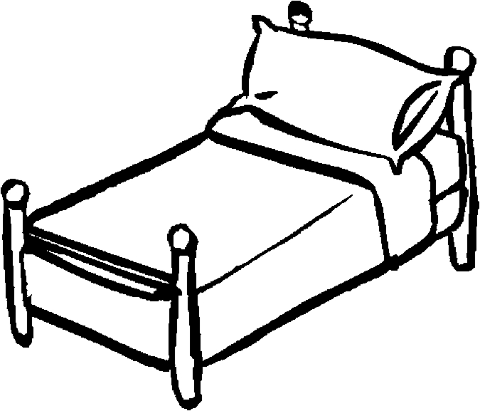 bed coloring pages bed coloring page twisty noodle bed pages coloring
