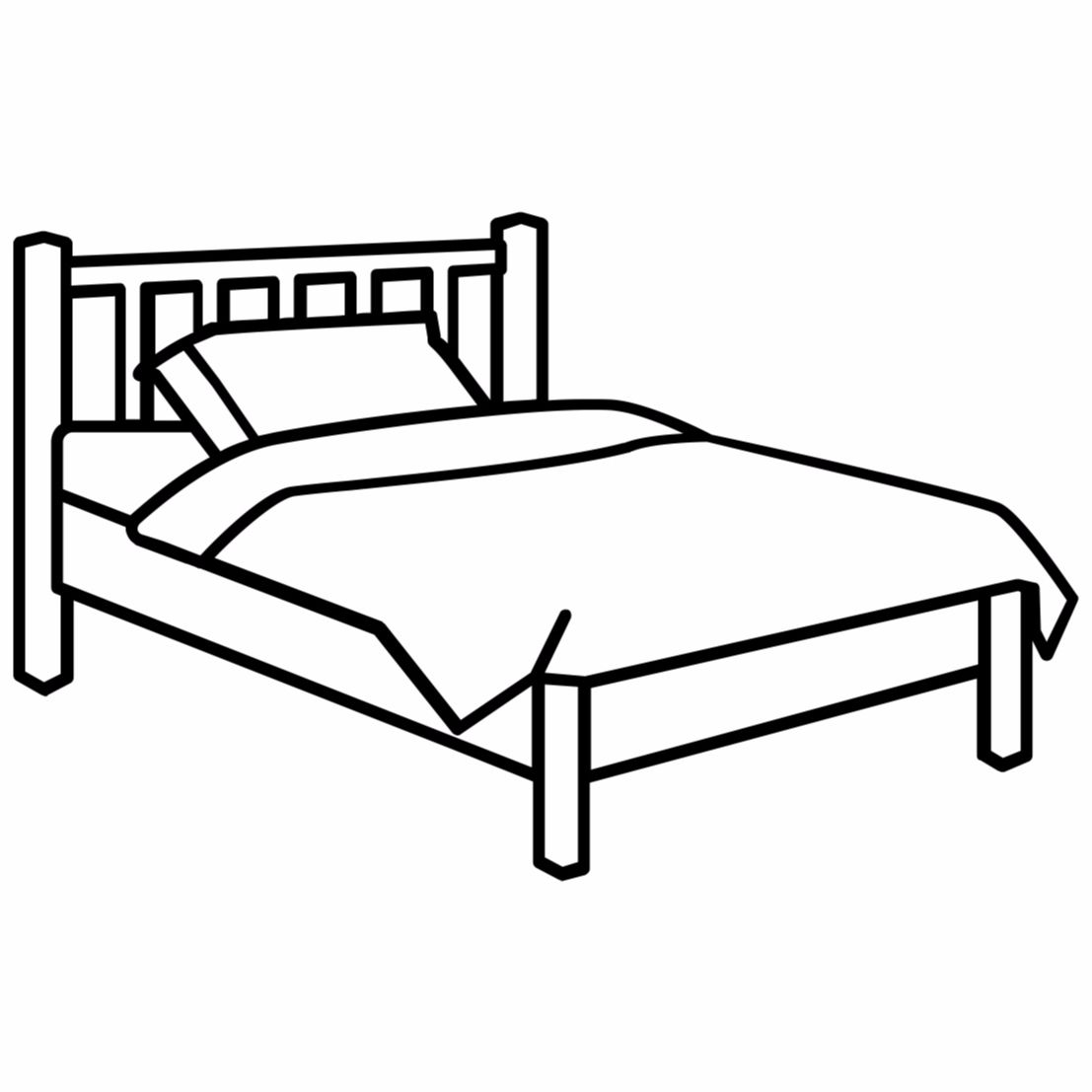 bed coloring pages bed coloring pages to download and print for free bed coloring pages