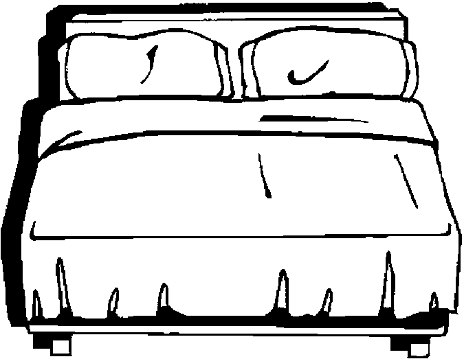 bed coloring pages coloring image of a bed brenogarra bed coloring pages
