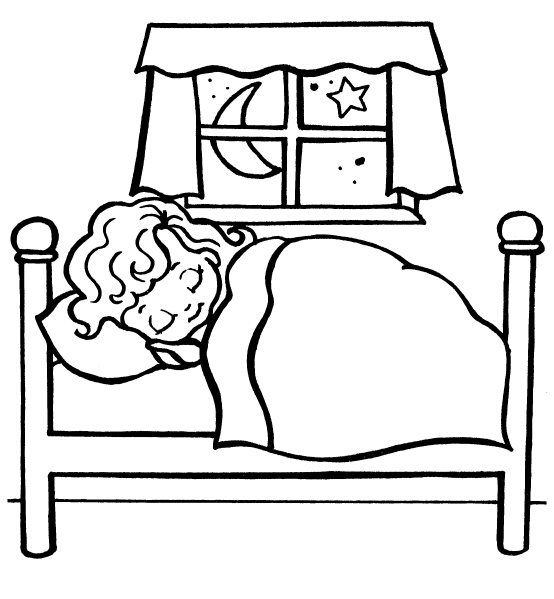 bed coloring pages small bed with quilt coloring page bed coloring pages
