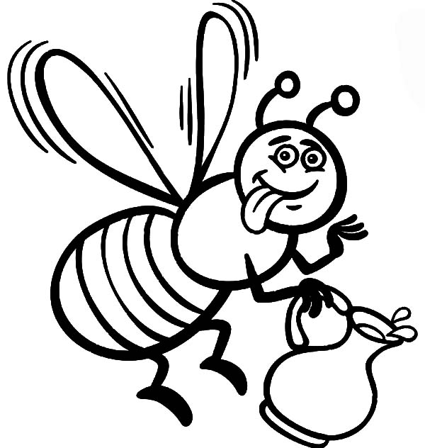 beehive coloring page bee coloring pages coloring pages to download and print beehive page coloring