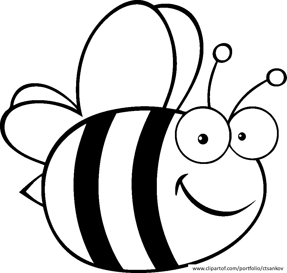 beehive coloring page bumble bee coloring pages clipart best beehive page coloring