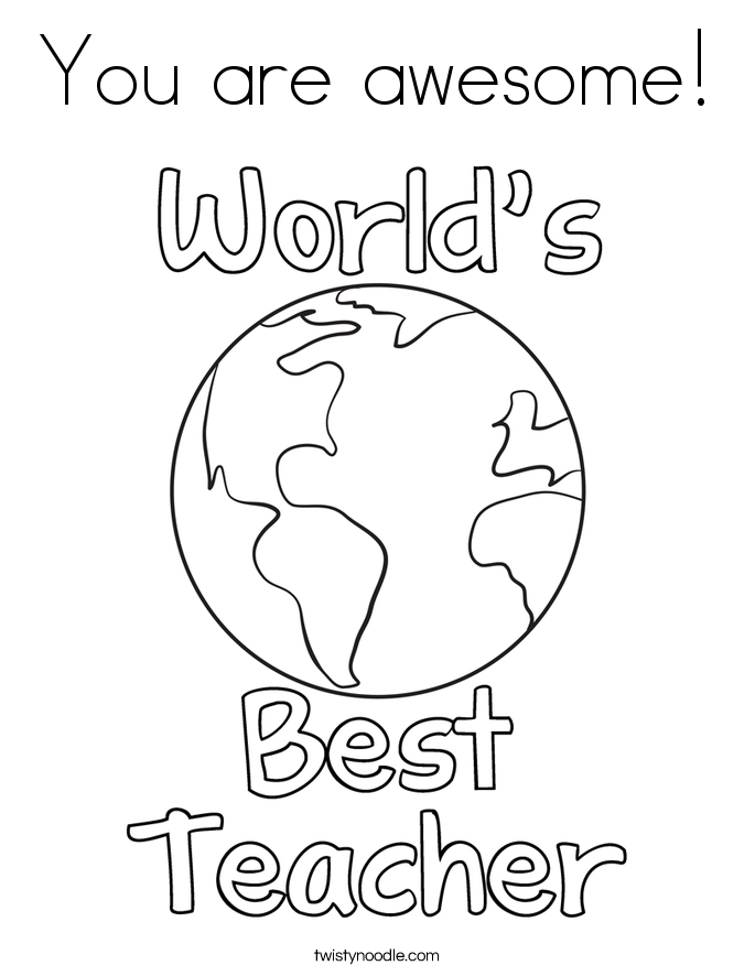 best teacher ever coloring pages teacher appreciation coloring pages paper trail design ever best pages coloring teacher