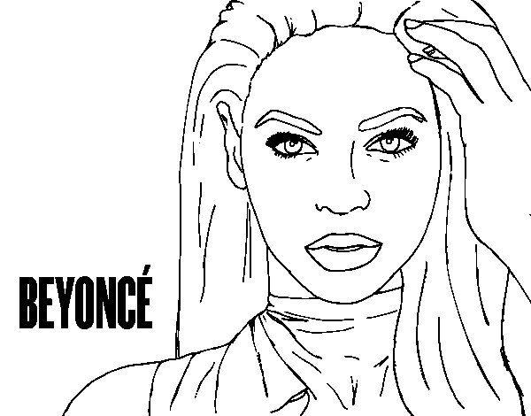 beyonce coloring book 17 best celebrities coloring pages images on pinterest coloring book beyonce