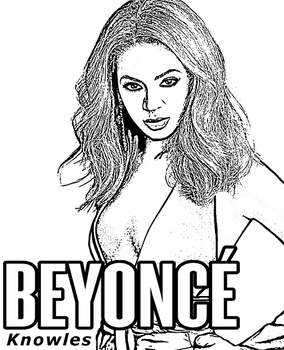 beyonce coloring book beyonce coloring page coloring book beyonce