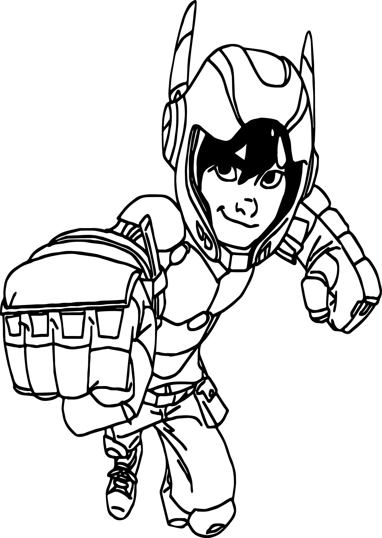 big coloring pages big hero 6 coloring pages wecoloringpagecom coloring pages big