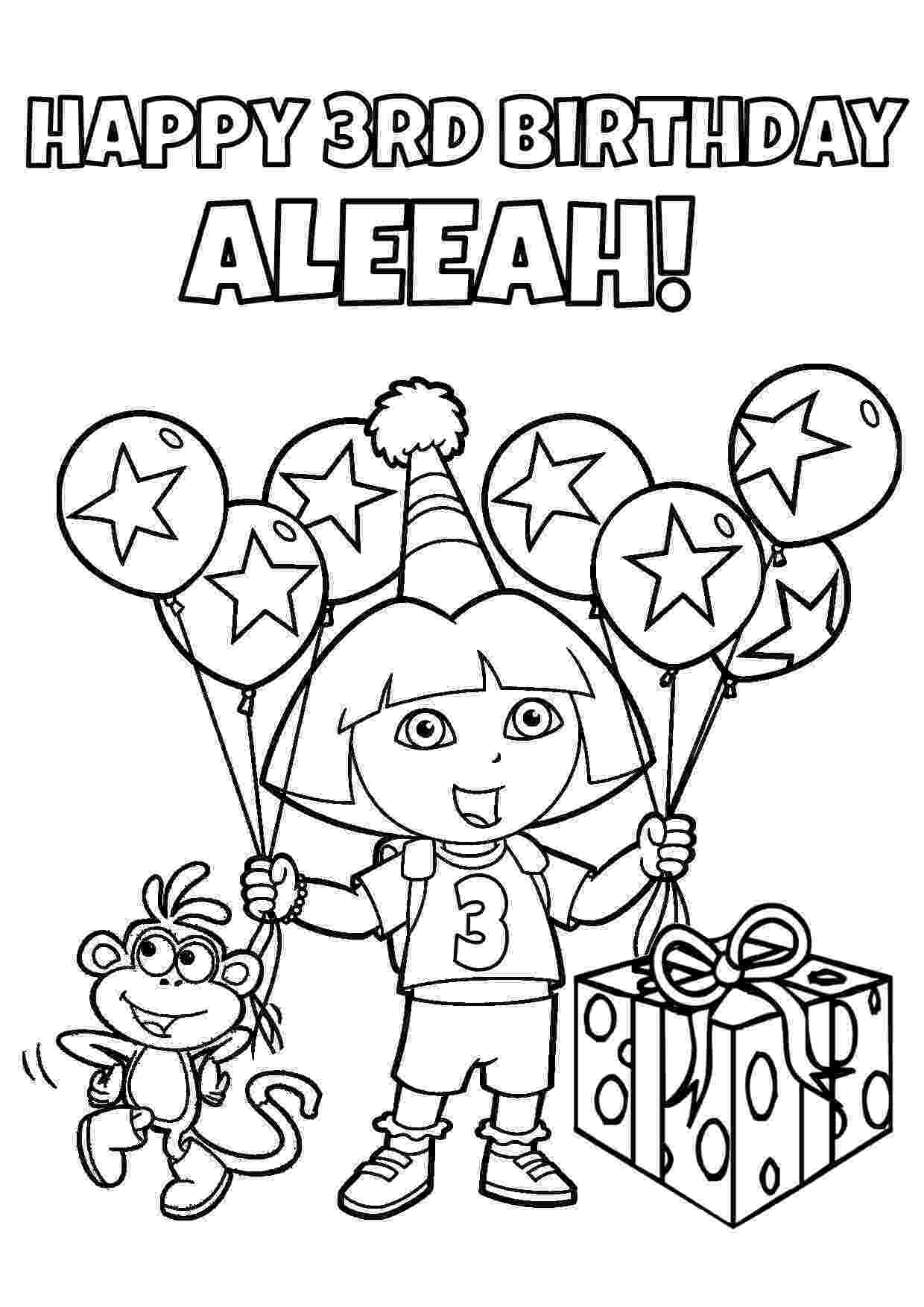 birthday party coloring page dragon birthday party invitation coloring pages page coloring birthday party
