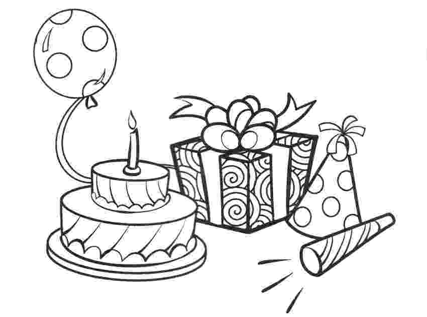 birthday party coloring page tea party coloring page coloring home coloring birthday page party