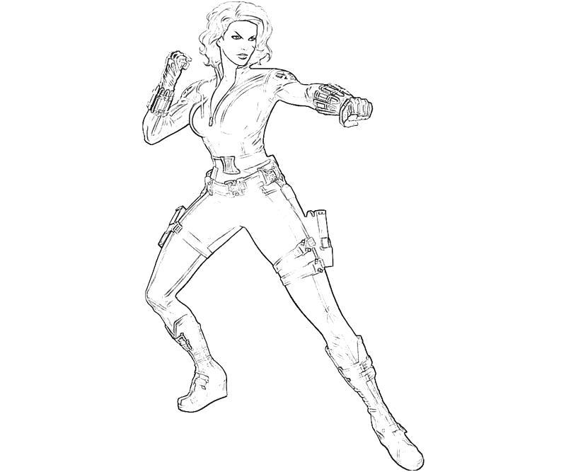 black widow coloring page avengers coloring pages best coloring pages for kids black coloring widow page