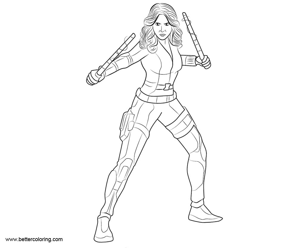 black widow coloring page x men black widow character yumiko fujiwara black page coloring widow