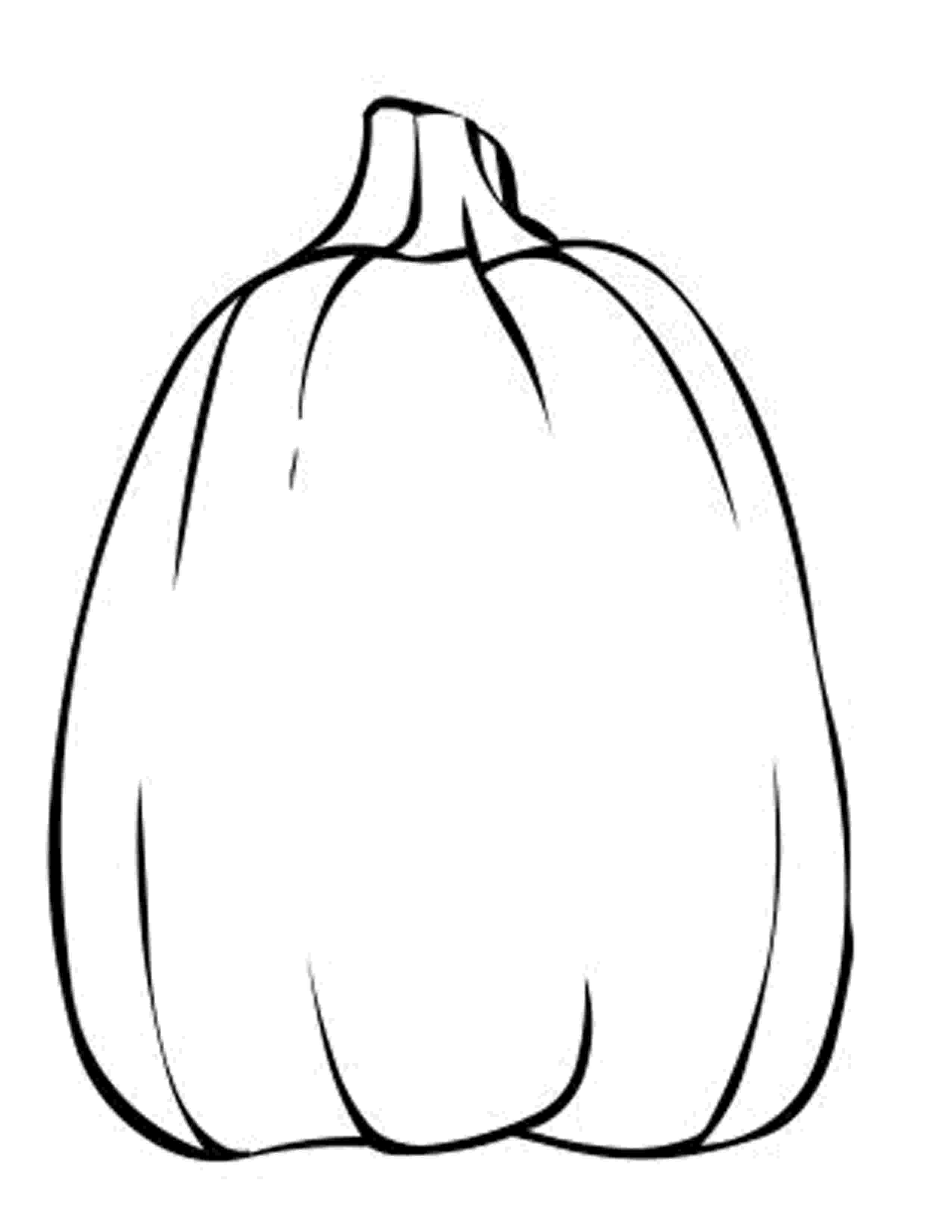blank pumpkin template pumpkin outline drawing at getdrawingscom free for template pumpkin blank
