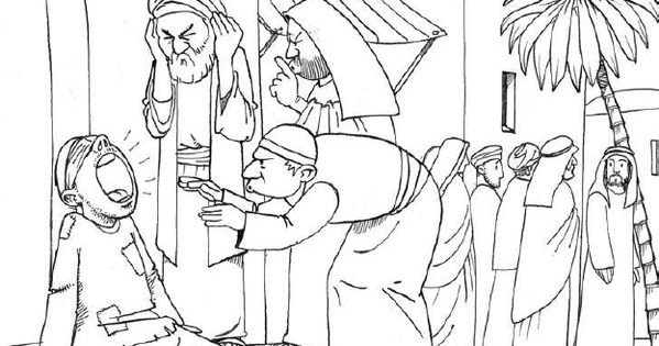 blind bartimaeus coloring page free christian coloring pages for kids children and page bartimaeus blind coloring