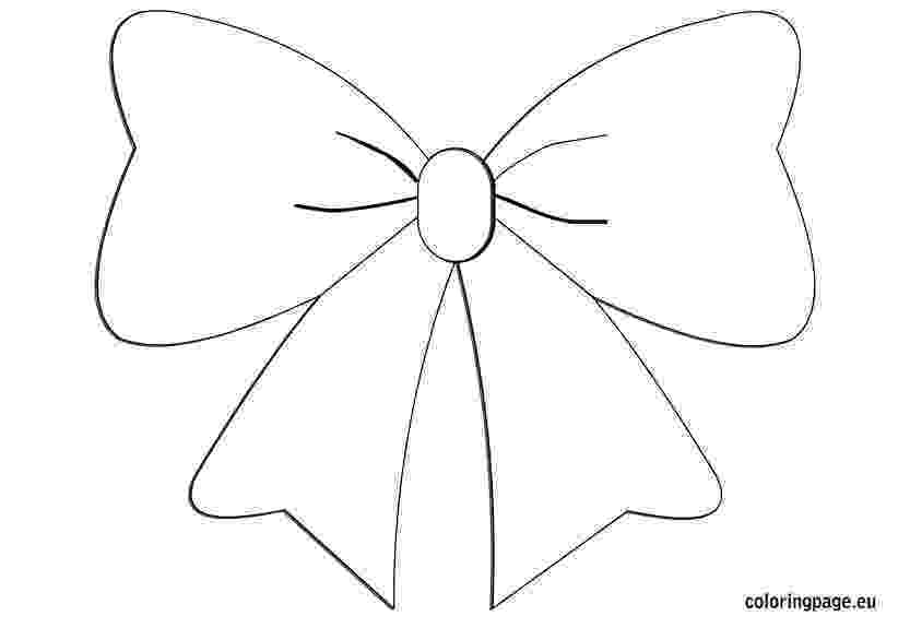 bow coloring page bow coloring coloring page bow page coloring