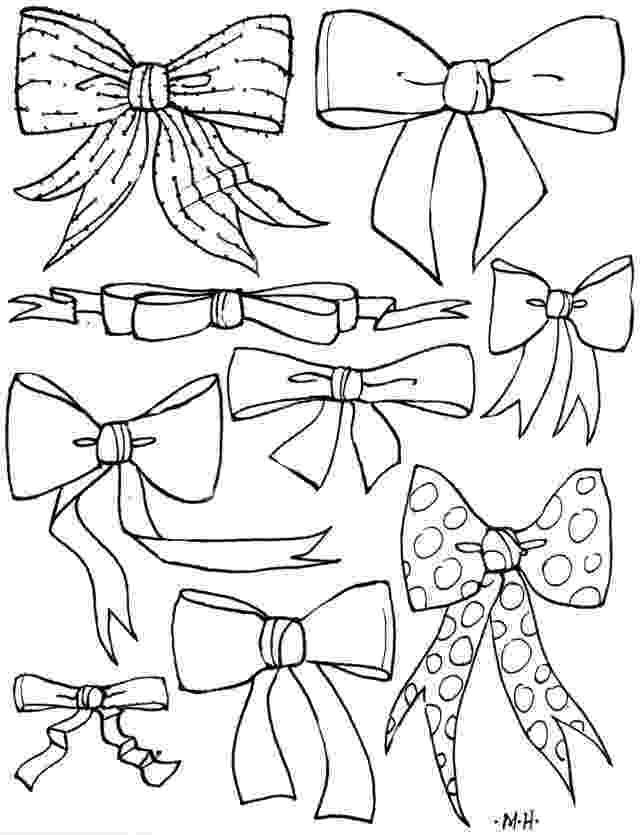 bow coloring page bow coloring page free printable coloring pages page bow coloring