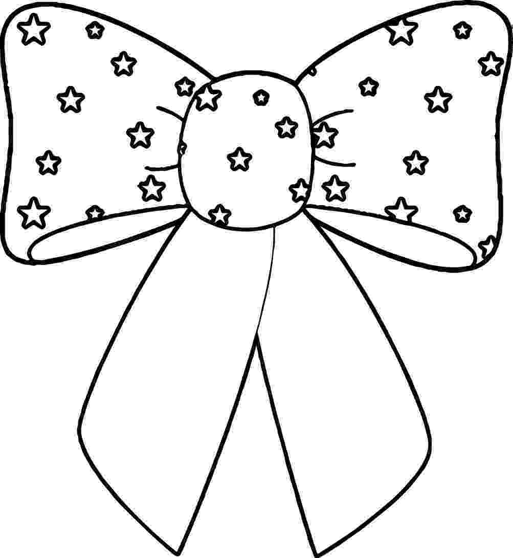 bow coloring page bow drawing at getdrawingscom free for personal use bow page bow coloring