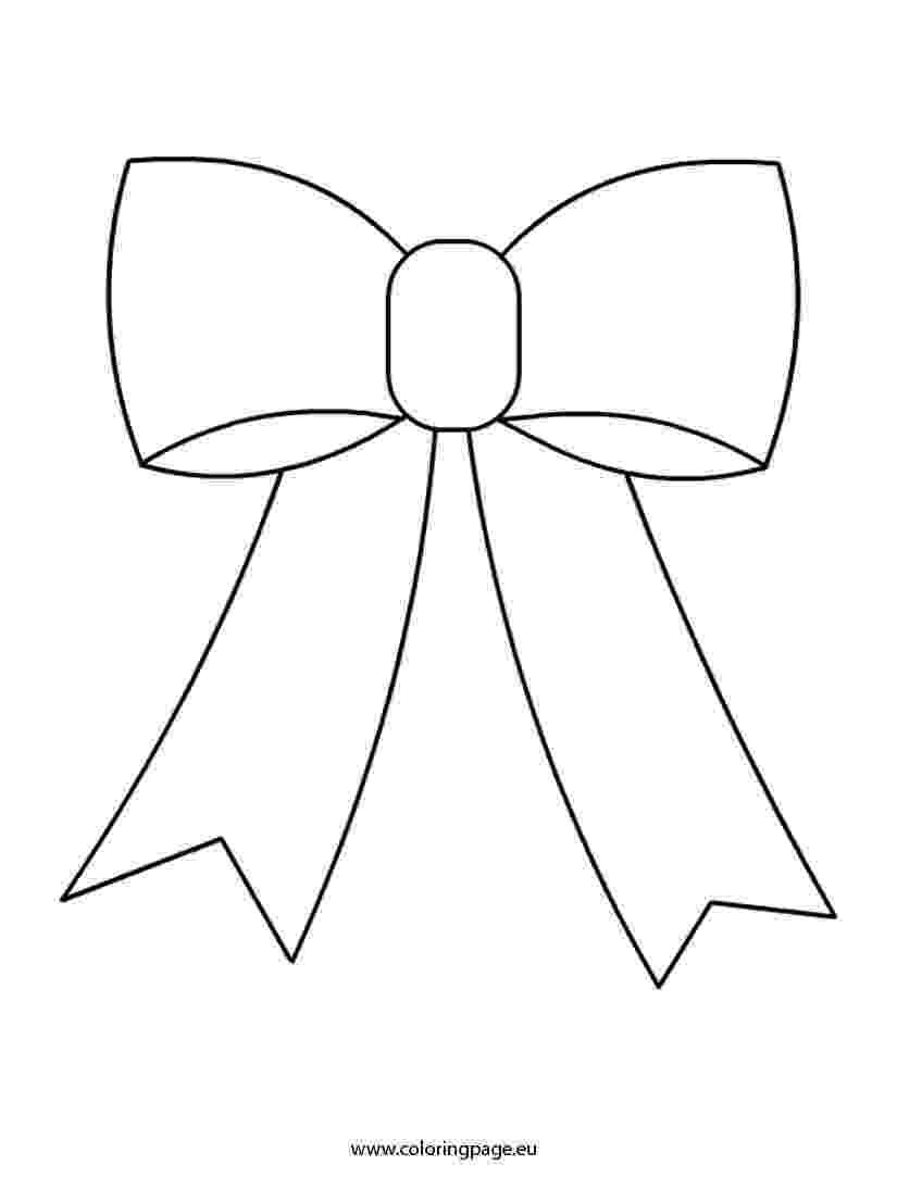 bow coloring page bows coloring page page coloring bow