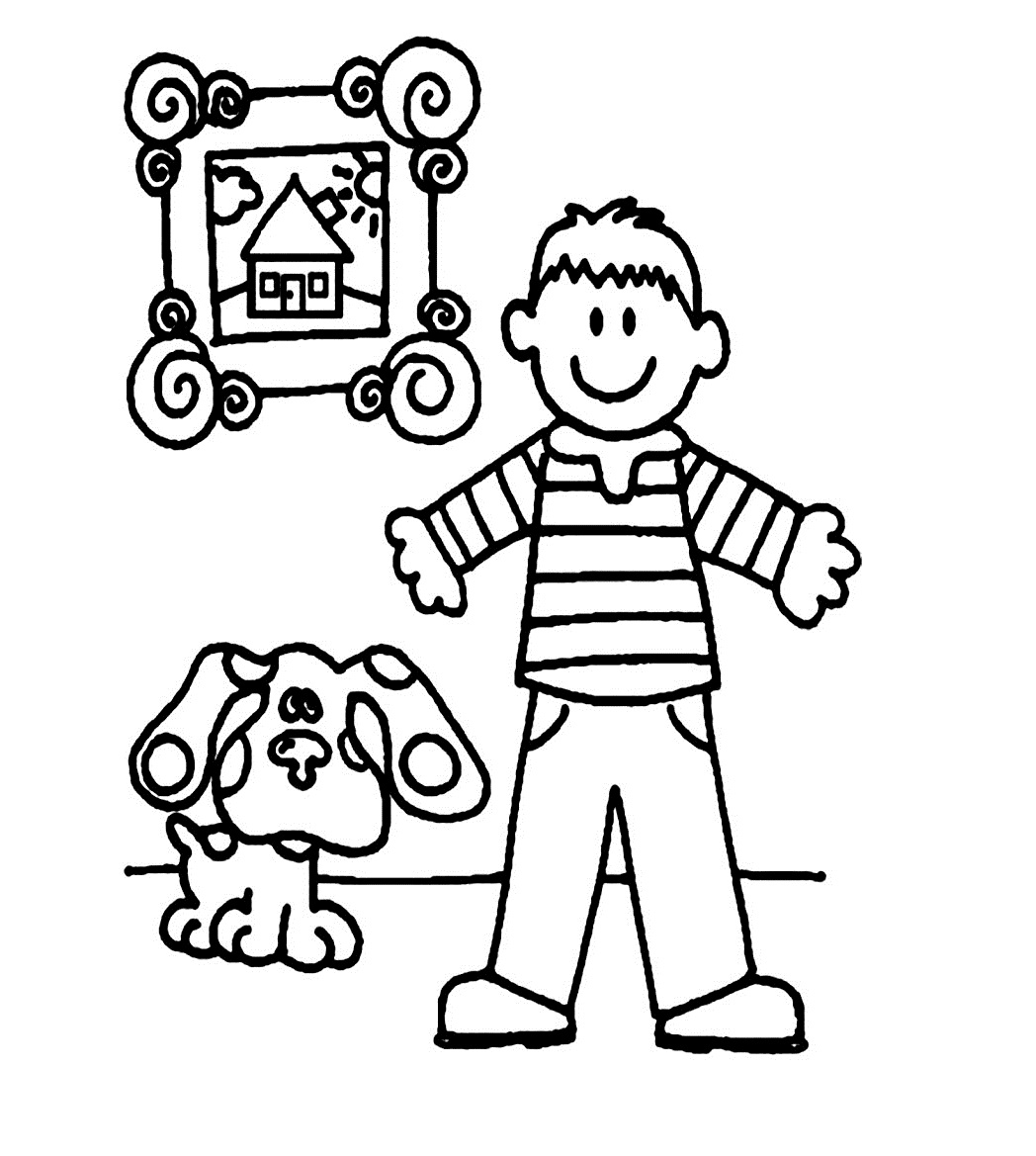 boy coloring page free printable boy coloring pages for kids boy page coloring 1 1