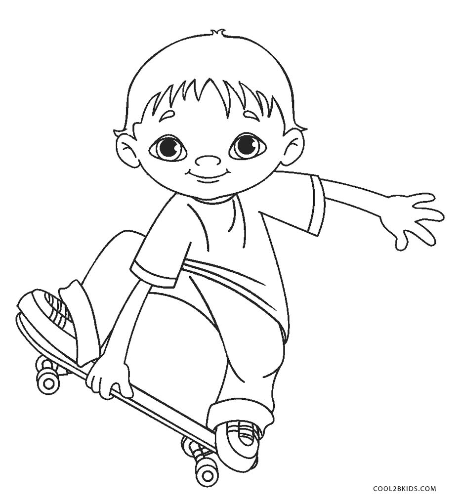 boy coloring page free printable boy coloring pages for kids cool2bkids page coloring boy