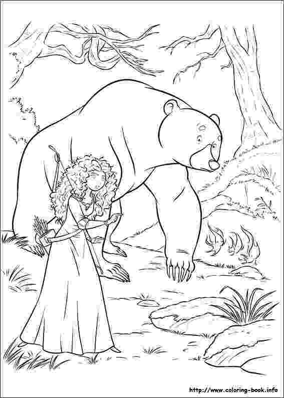 brave coloring pages for kids brave coloring picture my coloring pages disney pages coloring kids brave for