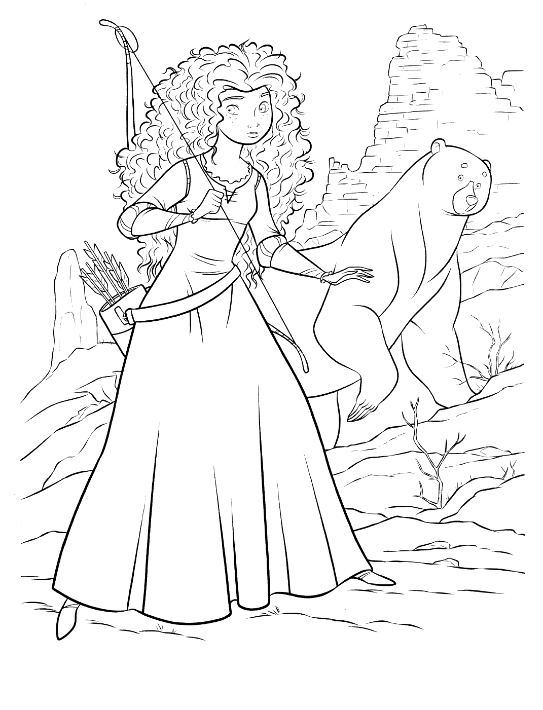brave coloring pages for kids brave for children brave kids coloring pages coloring pages for kids brave
