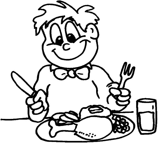 breakfast coloring page catdog have a breakfast coloring pages best place to color breakfast page coloring