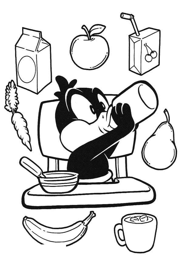 breakfast coloring page the breakfast cereal coloring page free breakfast page breakfast coloring