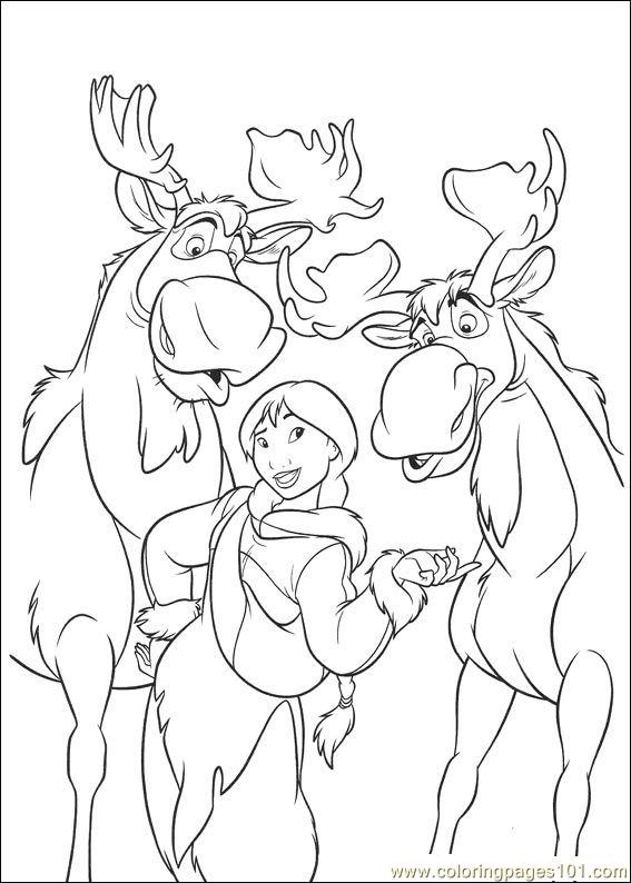 brother bear 2 coloring pages brother bear 2 coloring pages coloringpagesabccom bear brother 2 pages coloring