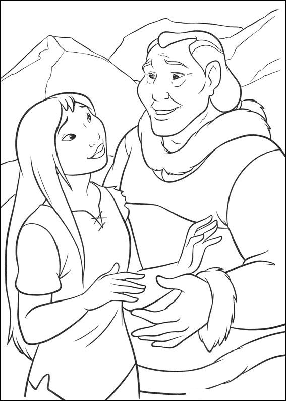 brother bear 2 coloring pages brother bear 2 coloring pages coloringpagesabccom bear pages brother 2 coloring