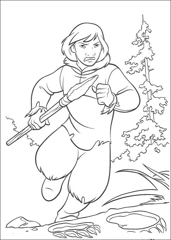 brother bear 2 coloring pages kids n funcom 58 coloring pages of brother bear 2 brother coloring pages bear 2