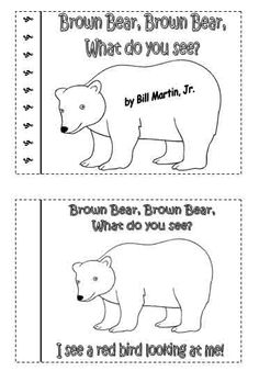 brown bear brown bear coloring sheets coloring page brown bear brown bear what do you see brown bear coloring bear brown sheets