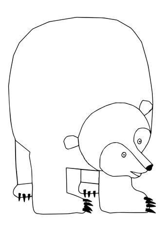 brown bear brown bear coloring sheets top 10 free printable brown bear coloring pages online brown bear brown bear coloring sheets