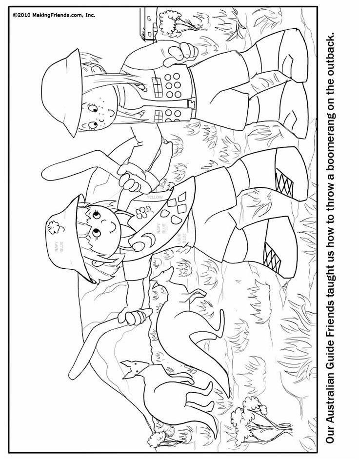 brownie coloring pages printable brownie girl scouts coloring pages coloring home brownie coloring printable pages