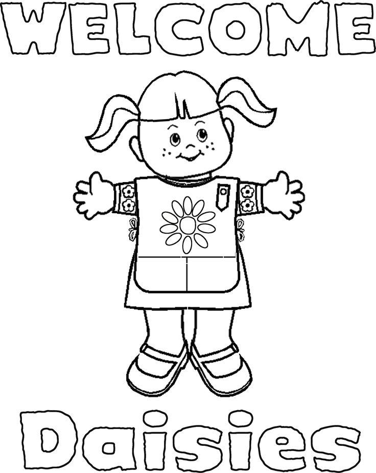 brownie coloring pages printable brownie girls scout coloring page free printable coloring printable brownie pages